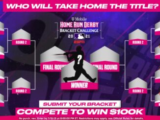 MLB home run derby competition